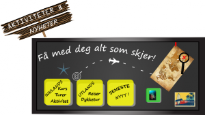 Aktiviteter & Nyheter3