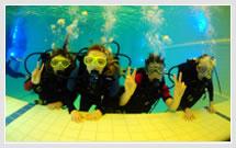 Prøvedykk - PADI Discover Scuba Diving