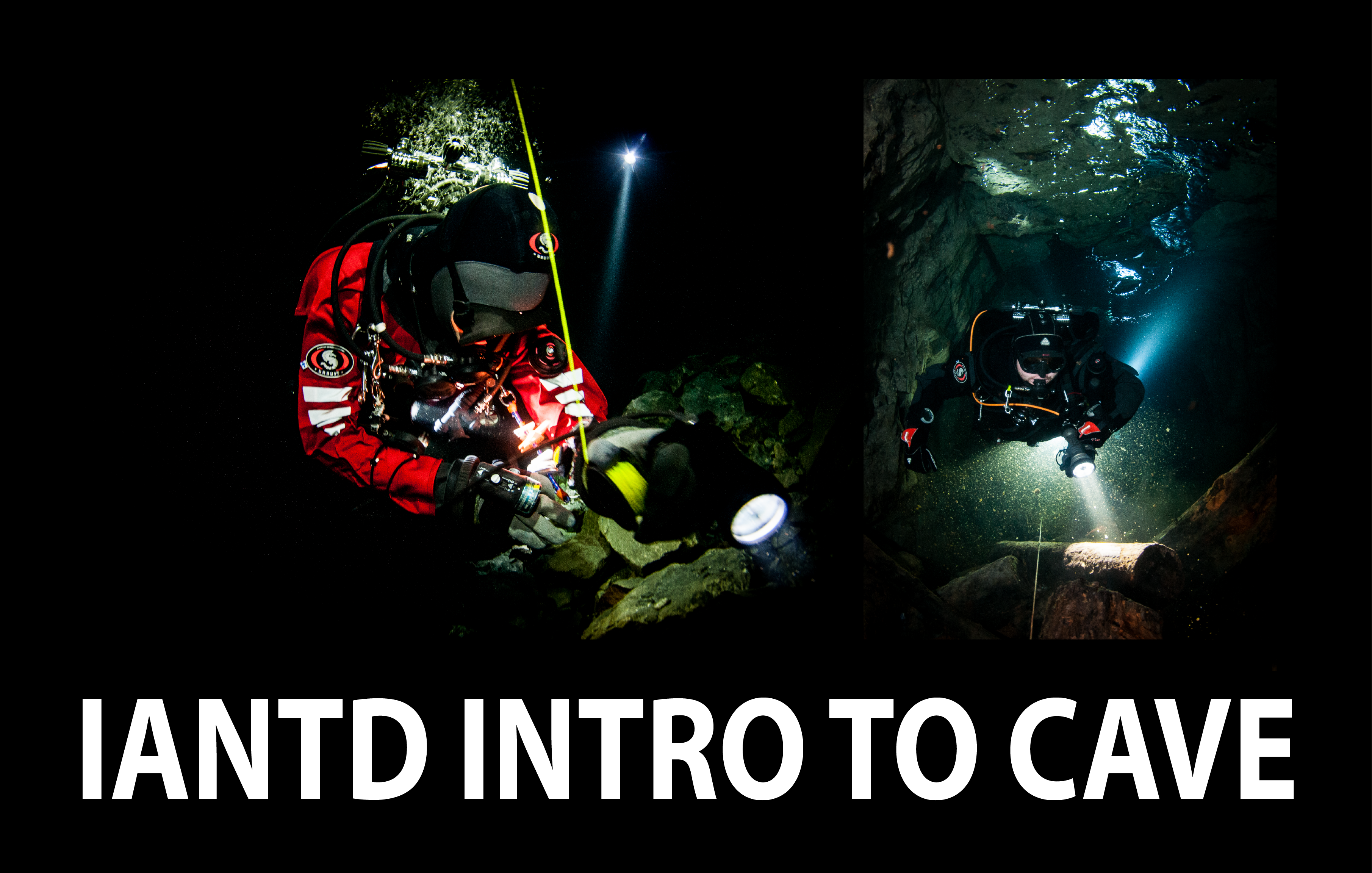 IANTD Intro To Cave