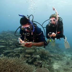 PADI Underwater Navigator Specialty