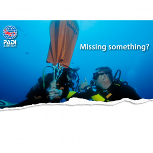 PADI Search & Recovery Diver Specialty