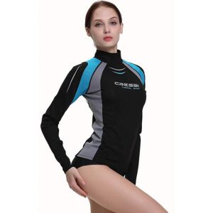 Thermo Vest 0,5mm Lady, Long Sleeves
