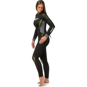 Fast 5mm Wetsuit, Lady