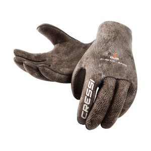 Tracina Camouflage Gloves 3mm