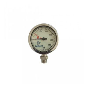 Manometer 52mm, 360Bar