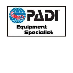 PADI Equipment Specialty