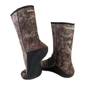 Tracina Camouflage Socks 3mm