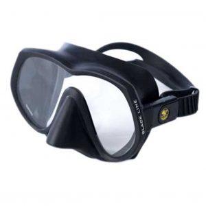 Black Line Mask