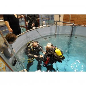 IANTD in water recompression