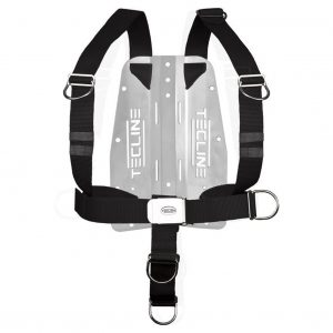Tecline 3mm BP m/justerbar DIR harness