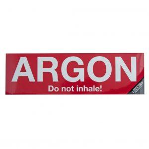Argon Klistermerke 30x9cm