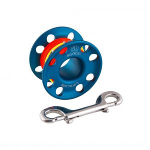 Apeks Spool, 45m Blue
