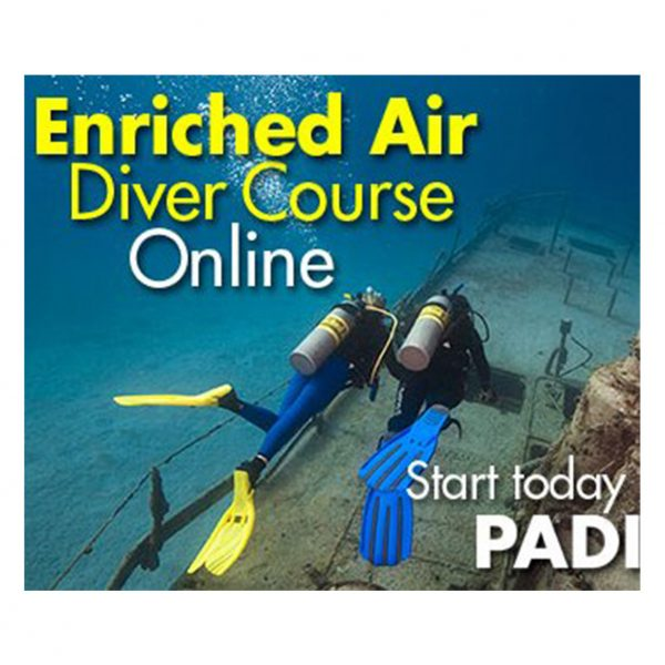 PADI Enriched Air Specialty