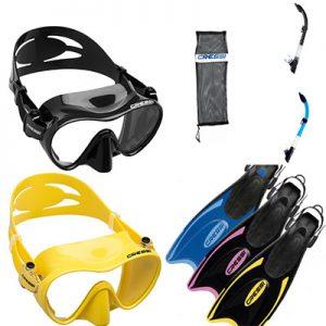 Snorklepakke for voksne og unge voksne