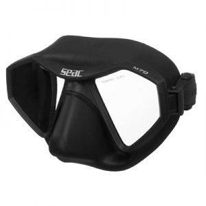 SEAC Frifykkermaske M70
